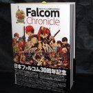 FALCOM GAME ART BOOK Japan Nihon Falcom 30 Shunen Kinenbon 640 pages NEW