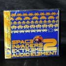 SPACE INVADERS EXTREME2 DS OST JAPAN Original Game Soundtracks MUSIC CD NEW