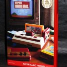 Super Mario History 1985-2010 Sound Track GAME MUSIC CD Game Soundtracks NEW