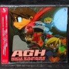 ADVANCE GUARDIAN HEROES GBA SOUNDTRACK CD NEW