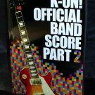 K-ON! SAKURAKO KEIONBU Part 2 ANIME Music CD plus Band Score Book plus DVD NEW