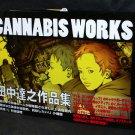 Cannabis Works Tanaka Tatsuyuki Illustrations Japan Game Anime ART BOOK NEW