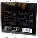 MAD CAPSULE MARKETS NEW BEST CD ALBUM JROCK 1990-1996