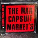 MAD CAPSULE MARKETS EARLY ALBUM JAPAN ALT ROCK CD