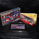 TRANSFORMERS MYSTERY OF CONVOY COMVOY NES FAMICOM JAPAN GAME BOXED