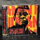 Alex Heffes Last King Of Scotland Soundtrack Japan Original Soundtrack CD NEW