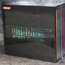 GRADIUS ULTIMATE COLLECTION GAME MUSIC 8 CD BOX SET Limited Edition JAPAN NEW