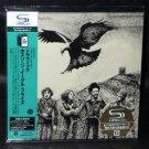 TRAFFIC WHEN THE EAGLE FLIES JAPAN CD MINI LP NEW