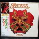 SANTANA FESTIVAL JAPAN CD LP LTD ED MINI SLEEVE NEW