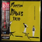 NEW JAZZ CONCEPTIONS HAMPTON HAWES TRIO CD MINI LP NEW
