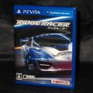 Ridge Racer PlayStation PS Vita PSV Japan Tennis Game ☆ NEW ☆