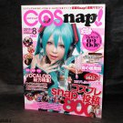 COSNAP Vol.01 JAPAN COSPLAY COSTUME COSMODE MAGAZINE PHOTO BOOK NEW