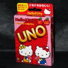 Hello Kitty UNO Card Game Japan NEW