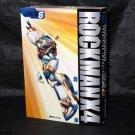 Mega Man Rockman X4 HUGE Capcom Japan GAME MANGA BOOK COMIC NEW