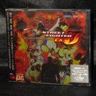 Street Fighter EX3 Original Soundtrack Japan Capcom Game Music CD NEW