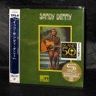 Sandy Denny It's Sandy Denny JAPAN LTD ED CD MINI LP SLEEVE NEW