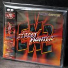 Street Fighter EX2 Japan Arcade PS1 Game Music CD