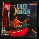 CHET BAKER IT COULD HAPPEN TO YOU CD IN MINI LP SLEEVE