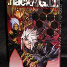 .hack//g.u. Character Fan Book ART FAN COSPLAY ANIME MANGA BOOK