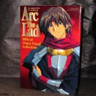 Arc The Lad Chara Visual Collection GAME ANIME ART BOOK