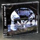 ALICE NINE JEWELS CD PLUS DVD VISUAL KEI JAPAN MUSIC CD