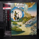 The Steve Howe Beginnings Yes Solos Collections Japan Music CD MINI LP NEW