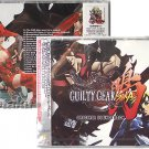 GUILTY GEAR ISUKA OST JAPAN ORIGINAL GAME MUSIC CD NEW