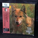 DARYL WAY'S WOLF CANIS LUPUS SHM CD LP SLEEVE NEW JP