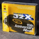 SUPER 32X 15TH ANNIVERSARY ALBUM GAME MUSIC 3 CD SET