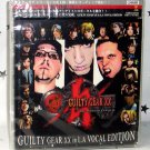 GUILTY GEAR XX iN LA VOCAL EDITION GAME MUSIC CD NEW JP