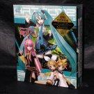 Miku Hatsune Project Blu-Ray 3 Disc Set Live Party 2011 Mikupa Ltd ED NEW
