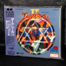 DARK SEAL II GATE OF DOOM DATA EAST RPG GAME MUSIC CD