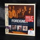 Foreigner Original Album Series 5 CD Mini LP Sleeve Set Japan NEW