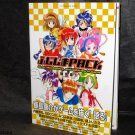 KOSUKE FUJISHIMA PACK CUTE GIRLS GAME Japan Anime Manga Character Art Book