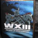 Patlabor Movie 3 WXIII Maniaxx Japan Anime Manga Character Art Book