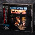 Undercover Cops Irem Arcade Japan Game Music CD