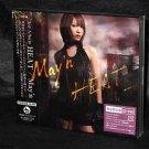 May'n Heat CD plus DVD Third Album Release JRock JPop Anime Game Music CD NEW
