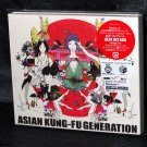 ASIAN KUNG-FU GENERATION CD AND DVD 2011 NEW