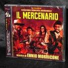 ENNIO MORRICONE Revenge of Gunfighter Il Mercenario Movie Film SOUNDTRACK CD NEW