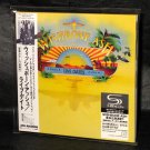 Wishbone Ash Live Dates Volume I Double Album JAPAN 2 SHM CD MINI LP NEW