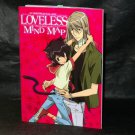 LOVELESS MIND MAP KOUGA YUN TV Japan Anime Manga Character Art Book