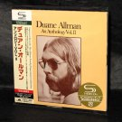 Duane Allman An Anthology 2 Volume II SHM 2 CD LP MINI ALBUM JAPAN NEW