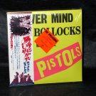 Sex Pistols - Never Mind The Bollocks Japan MINI LP sleeve CD NEW