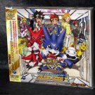 Digimon Xros Wars Music Code 3 BGM TV Anime Japan Music CD NEW
