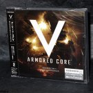ARMORED CORE V ORIGINAL SOUNDTRACK JAPAN PS3 XBOX 360 GAME MUSIC CD NEW