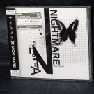 Nightmare B VISUAL KEI MUSIC JAPAN CD plus DVD YICQ-10092 NEW