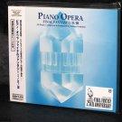 PIANO OPERA FINAL FANTASY I/II/III Japan Game Arrange Soundtracks Music CD NEW