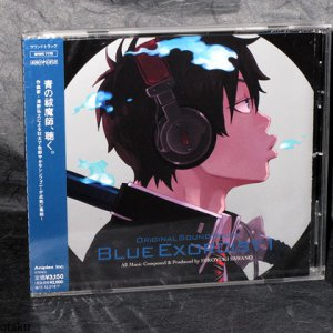 Blue Exorcist Ao no Exorcist 1 Japan Original Soundtrack Anime Music CD NEW