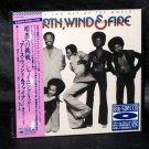 Earth Wind Fire That's The Way Of World Japan CD mini LP Cardboard Sleeve NEW