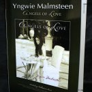 Yngwie Malmsteen Angels of Love Guitar Score TAB JAPAN BOOK NEW